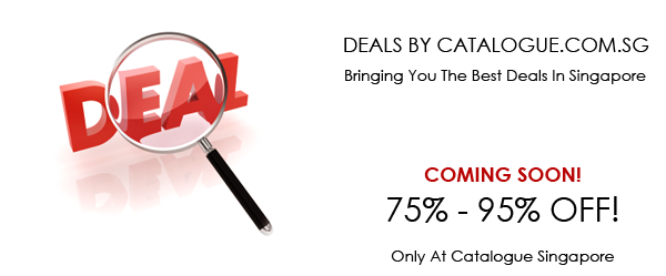 best deals by catalogue singapore